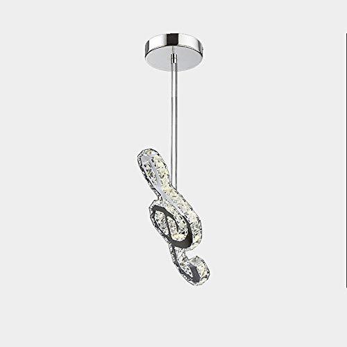 Eenvoudig, modern, K9, kristal, creatief, ledlamp, licht, personaliseerbaar, drie koppen, unidirectioneel, restaurant, lichtbalk, kunst, kroonluchter, slee, villa, garage, accessoires.