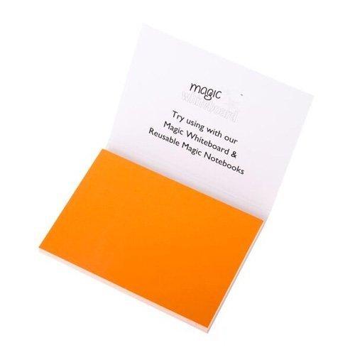 Magic Cling Notes マジックホワイトボード社 新商品 (マンダリンオレンジ)