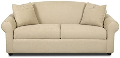 Amazon.com: Sofas 2 Go S2G Hamilton Glacier Sofa, One Size ...