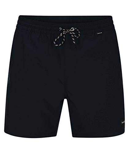 Hurley Herren M One&Only Volley 17' Badehose, Obsidian, L