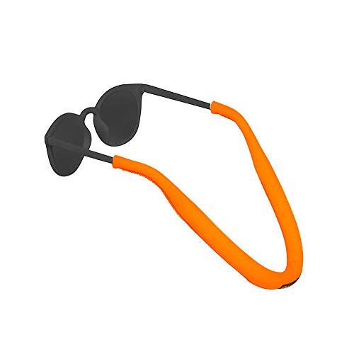 Chums Floating Neo Eyewear Retainer, One-Size, EV Orange