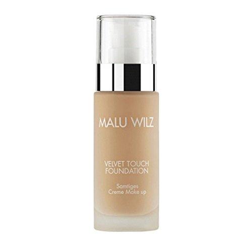 Malu Wilz Kosmetik Velvet Touch Foundation 01 vanilla ice cream