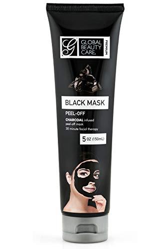 Black Mask: Charcoal Infused Peel-O…