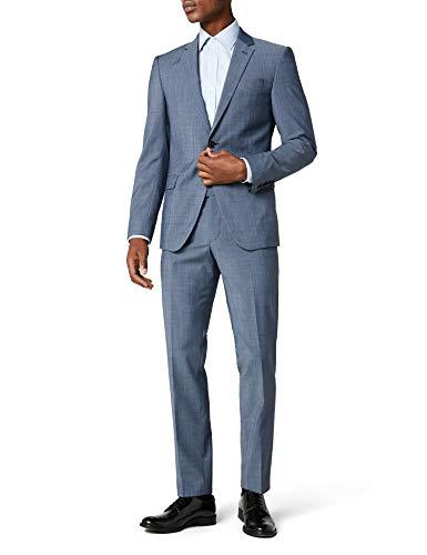 Joop! Herren Herby-Blayr Anzug, Blau (Hellblau 426), 50