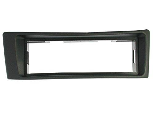 XtremeAuto–Cubierta (color negro) Renault Megane/Scenic 1995–2003, Single DIN, Fascia Placa Adaptador