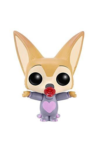 Funko POP! Disney: Zootrópolis: Ele-Finnick