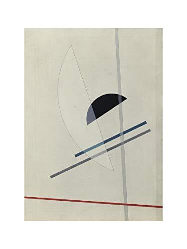 Moholy-Nagy - Komposition 1922/23 Print 60x80cm