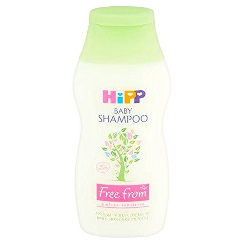 Hipp Babysanft Baby Shampoo, 4er Pack (4 x 200ml)