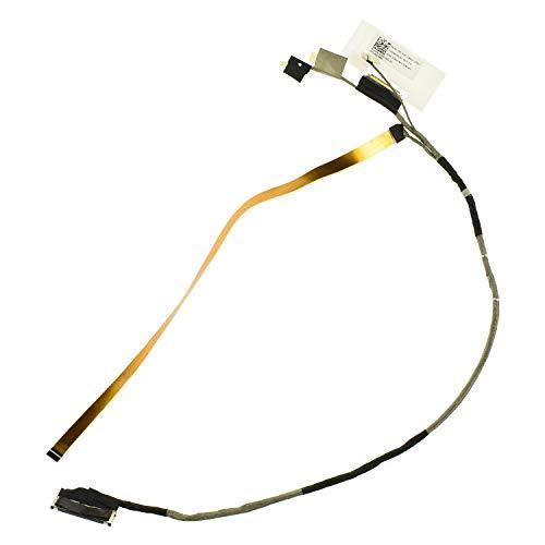 Cable LCD LED compatible con Lenovo Yoga 710-14IKB, 710-14ISK Pantalla Flex Ribbon