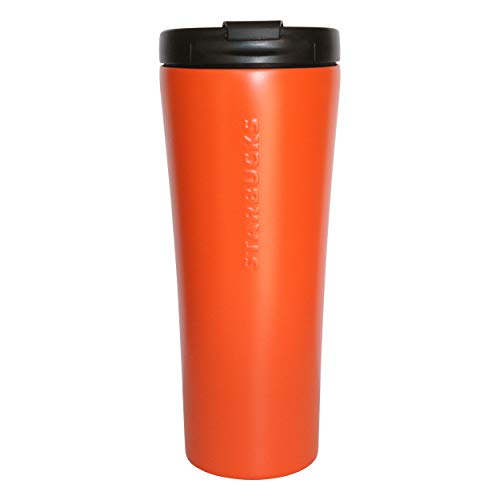 Starbucks Tumbler Baby Blau Baby Rosa Edelstahl Thermobecher (Orange)