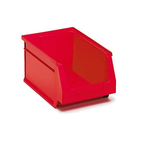 Tayg 252105 - Gaveta apilable nº 52, Rojo, 236 x 160 x 130 mm