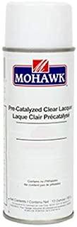 Mohawk Finishing Products M102-0412 Mohawk Catalyzed Clear Finish Pre cat Satin 13 Oz