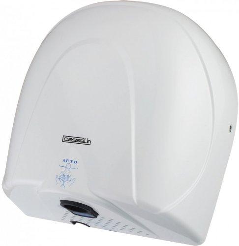 Casselin CSM2B - Sèche-mains à propulsion Blanc