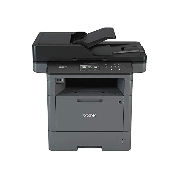 Brother DCP-L5600DN Multi-Function Monochrome Laser Printer with Auto Duplex Printing & Network