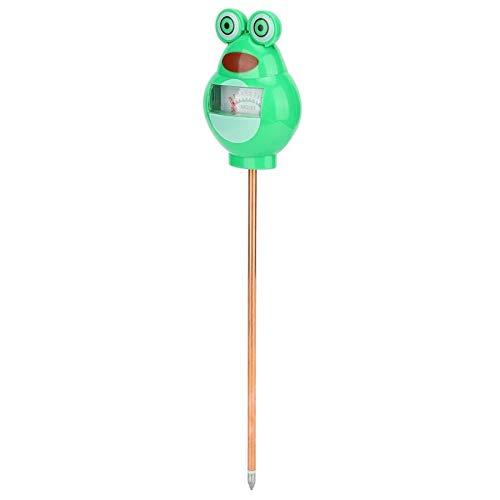 SHUGJAN Pool Chlorinator Cartoon Boden Meter-Feuchtigkeits-Prüfvorrichtung-Messwerkzeug for Garten Rasen Pflanzen Skimmer DIY Zubehör Hardware Reparaturwerkzeuge