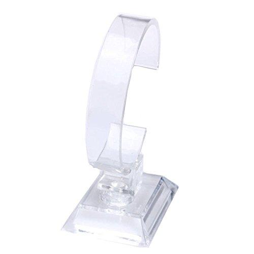 Xiton 6 x Kunststoff-Schmuck-Armband-Stulpe-Armband-Uhr-Ausstellungsstand-Halter