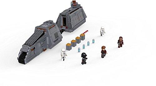Véhicule de Transport Imperial Conveyex LEGO Star Wars 75217 - 622 Pièces - 7