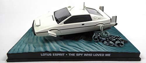 James Bond Amphibious Lotus Esprit S1 007 The Spy Who Loved Me 1/43 (KY03)