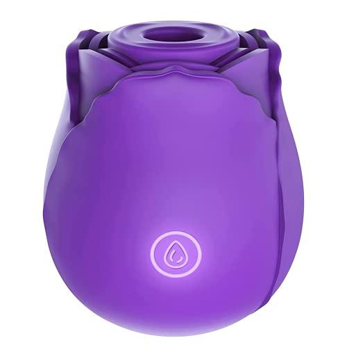 Rechargeable Massage Roller Sǘckīng Tọys for Wọmén Ṗléasụré Stick 10 Modes Ĺiċkiňg Thrụstiňg Sücḱers Massager Gym Yoga Clịtörạls Stǐmûłạtôr for Ädùlts Couples