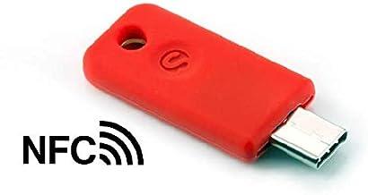 Solo Tap - Llave de seguridad NFC, autenticación de dos factores, U2F y FIDO2 - USB-C + NFC
