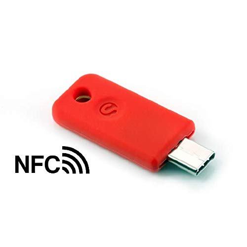 Solo Tap - Sicherheitsschlüssel Zwei-Faktor Authentifizierung, U2F und FIDO2 - USB-C + NFC