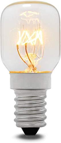 Opus Lot de 2 Lampe de four 25W SES E14 Ampoule 300°