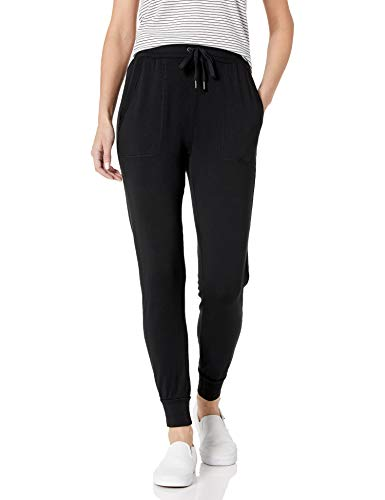 Splendid Women's Forward Seam Pant, Black, Small
