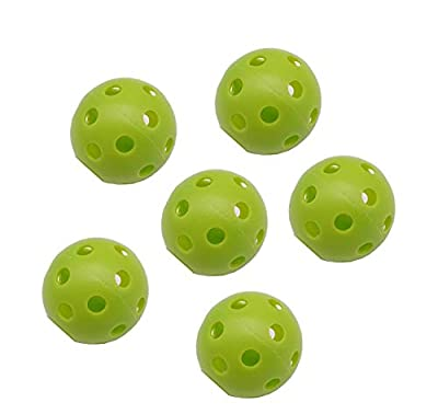 Kaptin 24 Pack Plastic Golf Training Balls, Practice Golf Balls