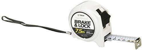 E-Value コンベックス ブレーキ&ロック テープ幅25mm 7.5m EBL-2575