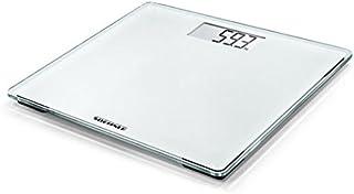 Soehnle Style Sense Compact 200, Personen Digitalwaage in kompakter Größe, Waage mit gut lesbarer LCD-Anzeige, Personenwaa...