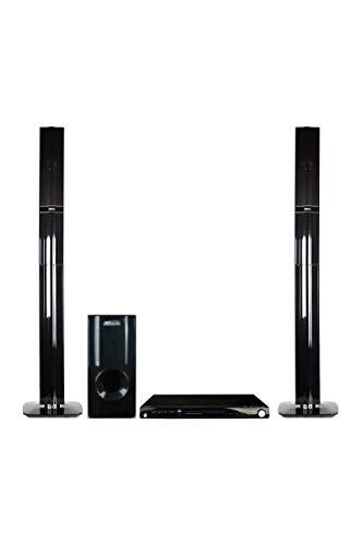 TAKARA PHC215 Home Cinema 2.1 - 500W - Bluetooth - Conectores HDMI y de entrada �ptica - Puerto USB - Sintonizador FM - Decodificador Dolby Digital DTS