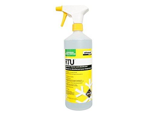 Advanced Engineering RTU Verdampfer-Reiniger & -Desinfektionsmittel, für Klimaanlage, Reiniger