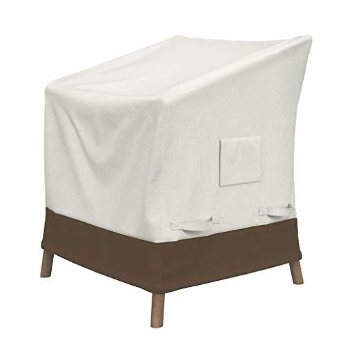 AmazonBasics - Copertura per sedia con braccioli, set da 2