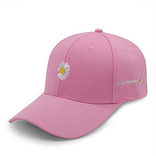 Sombrero Mujer Gorras Casuales de Todo fósforo Gorras de Visera de Sol de Verano Gorras de béisbol para Estudiantes Sol para Hombres y Mujeres