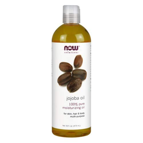Best Review Of Jojoba Oil, 16 OZ by Now Foods (Pack of 6)