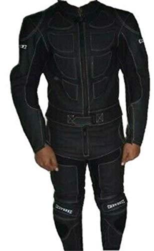 CHEYENNE Lederkombi Motorradbekleidung Leather Suits Black XL