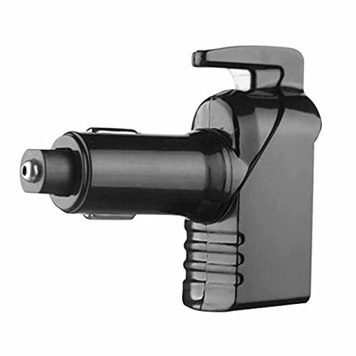SMEJS Gjtzj USB Emergencia Escape Hammer Salvando Salvamento Cargador de Coche Cargado de Primavera Ventana de Ventanas Breaker Punch Cortador de cinturón de Seguridad