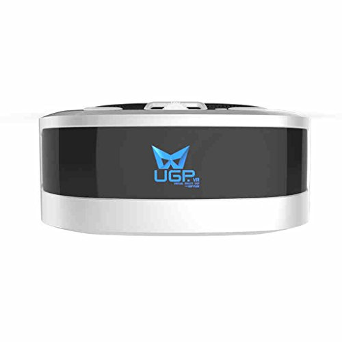 Vr Réalité virtuelle Lunettes 3D One Machine Headset Casque de jeu Processeur de huit cœurs IMAX Theater Expérience immersive