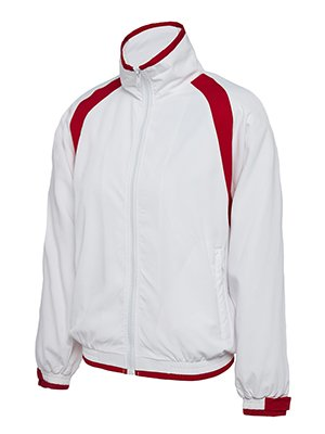 MAKZ - Veste de Sport - Homme - Blanc - Medium