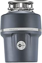 InSinkErator Garbage Disposal + Air Switch + Cord, Evolution Essential XTR, 3/4 HP Continuous Feed , Gray