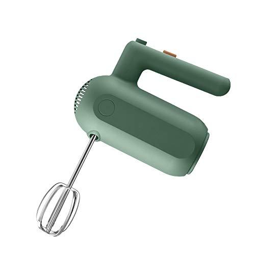 YUZHUKKKPYZDDQ Varillas Cocina Batidor eléctrico para hornear para hornear pequeña pastel mezclador...