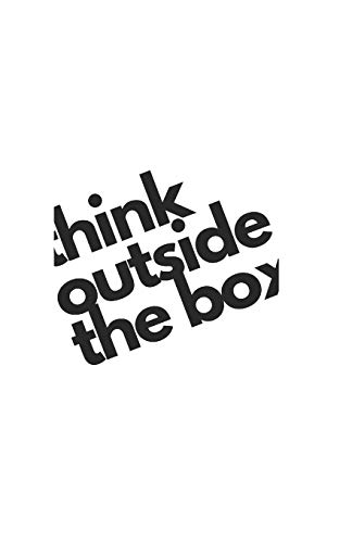 Think Outside The Box: For Puzzles and Problems