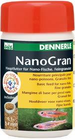 Dennerle Nano Gran, nourriture nano-poissons, 55 g