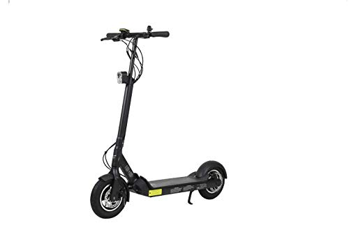 EGRET Ten V3 E-Scooter, Black, One Size