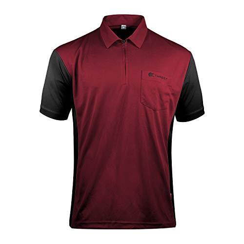 Target Darts Coolplay Hybrid-3 Pro Darts Shirt - Sportshirts in verschiedenen Farben mit Seiten- und Schultereinsätzen