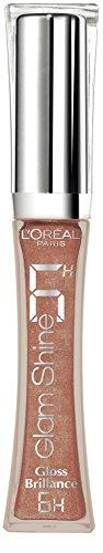 L'Oréal Paris Glam Shine 6H Lipgloss, 301 Cinnamon Addict