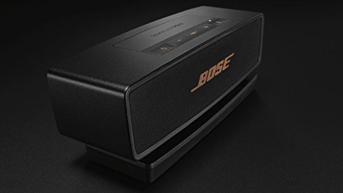 Bose SoundLink Mini II Bluetooth Speaker, Black
