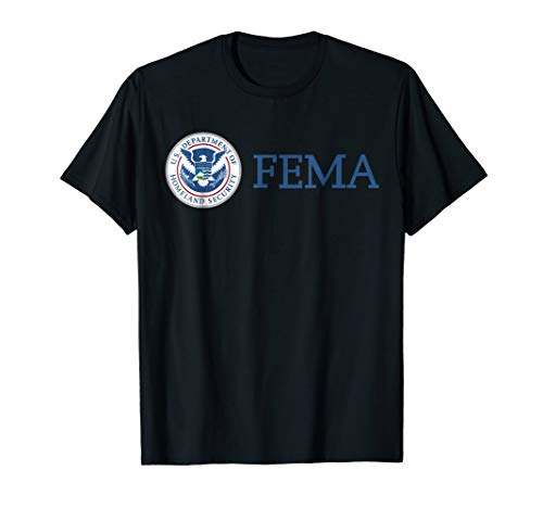 Federal Emergency Management Agency FEMA Patch T-Shirt