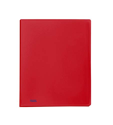 Favorit Portalistino, Formato Interno 22 x 30 cm, 100 Buste, Rosso