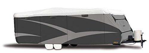 ADCO 34843 Designer Series Gray/White 24' 1' - 26' DuPont Tyvek Travel Trailer Cover